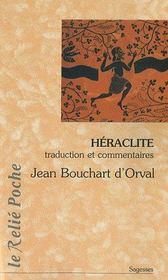 Héraclite - Intérieur - Format classique