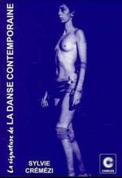 La signature de la danse contemporaine - Couverture - Format classique
