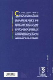 Oeuvres Integrales & Projets De Lectu. - 4ème de couverture - Format classique