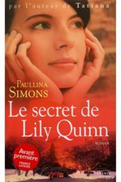 Le secret de Lily Quinn - Couverture - Format classique