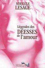 Légendes des déesses de l'amour - Intérieur - Format classique