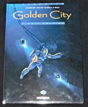 Golden city t.3 ; nuit polaire - Couverture - Format classique