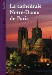 La cathedrale Notre Dame de Paris - Intérieur - Format classique