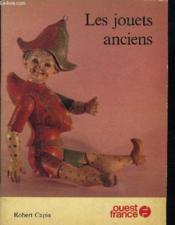 Les jouets anciens - Couverture - Format classique