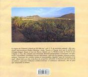 Oriental Marocain - 4ème de couverture - Format classique