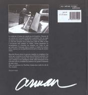 Arman ; la liberte en peinture - 4ème de couverture - Format classique