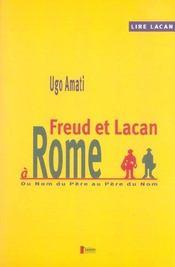 Freud et lacan a rome - Intérieur - Format classique