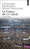 La France du XXe siècle - Couverture - Format classique