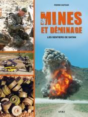 Mines et déminage, les sentiers de Satan - Couverture - Format classique