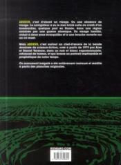 Ardeur ; intégrale - 4ème de couverture - Format classique