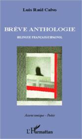 Brève anthologie ; bilingue Francais-Espagnol - Couverture - Format classique
