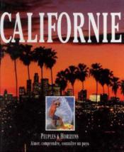 La Californie - Couverture - Format classique