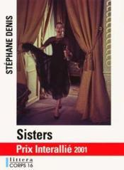 Sisters - Couverture - Format classique