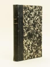 Etude historique et littéraire sur Saint Basile suivie de l'Hexaméron traduit en français par Eugène Fialon. - Couverture - Format classique
