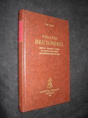 Veillées bretonnes, moeurs, chants, contes et récits populaires des Bretons-Armoricains - Couverture - Format classique