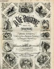 LA VIE PARISIENNE 14e année - N° 26 - DEPARTS, de A. - SKATING-REVUE, de ABR. - Couverture - Format classique