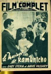 Le Nouveau Film Complet N° 54 - Le Mariage De Ramuntcho - Couverture - Format classique