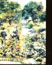 Au Jardin Des Lettres - Couverture - Format classique