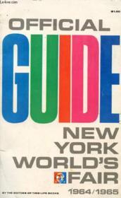 Official New York World'S Fair Guide, 1964-1965 - Couverture - Format classique