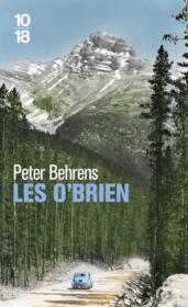 Les O'Brien - Couverture - Format classique