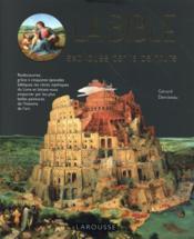 La Bible expliquée par la peinture - Couverture - Format classique