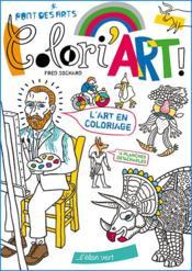 Colori'art - Couverture - Format classique