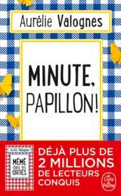 Minute, papillon ! - Couverture - Format classique