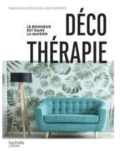 Déco thérapie - Couverture - Format classique