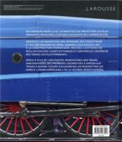 600 trains de légende - 4ème de couverture - Format classique