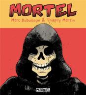 Mortel - Couverture - Format classique