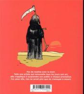Mortel - 4ème de couverture - Format classique