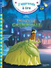 La Princesse et la grenouille - Couverture - Format classique