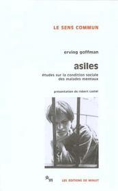 Asiles Goffman - Intérieur - Format classique