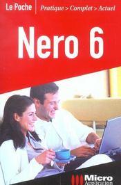 Nero 6 - Intérieur - Format classique