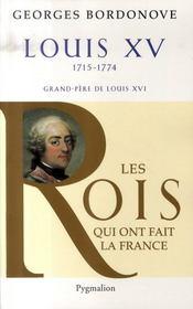 Louis XV - Intérieur - Format classique
