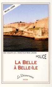 La Belle A Belle Ile - Couverture - Format classique