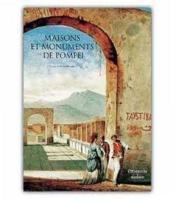 Maisons et monuments de pompei - Couverture - Format classique