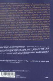 L Interrogation Du Style - 4ème de couverture - Format classique