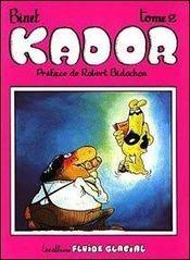 Kador - Intérieur - Format classique