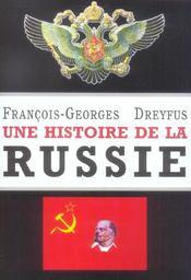 Une histoire de la russie - Intérieur - Format classique