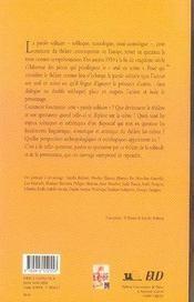 Le monologue au théâtre (1950-2000). la parole solitaire - 4ème de couverture - Format classique
