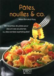 telecharger Pates, nouilles & co livre PDF en ligne gratuit