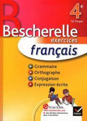 telecharger Bescherelle – francais – 4eme – cahier livre PDF en ligne gratuit