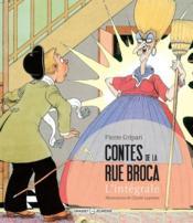 Contes de la rue broca int grale pierre gripari - Conte de la rue broca la fee du robinet ...