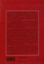 Code de l'éducation commenté (édition 2013) - 4ème de couverture - Format classique