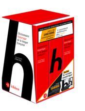 Dictionnaire historique de la langue française ; coffret - Couverture - Format classique