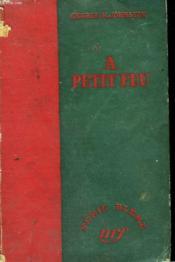 A Petit Feu. ( Death Takes Small Bites ). Collection Sans Jaquette. : Serie Bleme N° 21 - Couverture - Format classique