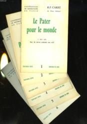La Pater Pour Le Monde. 7 Mars 1965. Sur La Terre Comme Au Ciel. En 6 Parties. - Couverture - Format classique