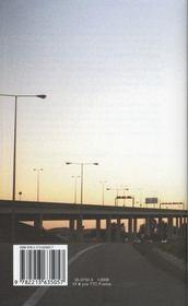 L'envers de la cape - 4ème de couverture - Format classique