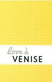 Love a venise - Couverture - Format classique